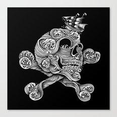 A Pirate Adventure Canvas Print