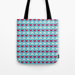 Abstract / Organic / Candy surface pattern Tote Bag