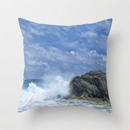 Deeply Throw Pillow