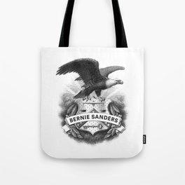 Bernie Sanders Crest Tote Bag