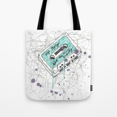 Stop Crying About The Music Industry Tote Bag