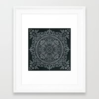 maori Framed Art Prints featuring Maori Mandala by Concept of the Good