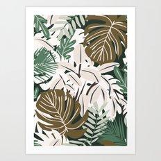 JUNGLELOW Art Print