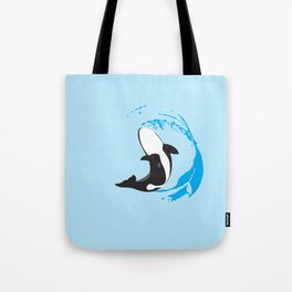Oh Whale! | Animals Tote Bag