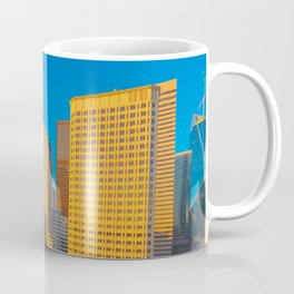 Downtown Seattle Skyline at Sunset 2 Coffee Mug