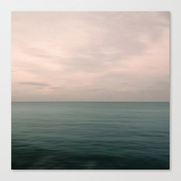 Sea & Sky Scape Canvas Print
