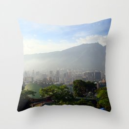Mi Caracas Throw Pillow