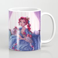 lady Mugs featuring Lady by Miss Holly