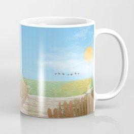 Surf Caravan Coffee Mug