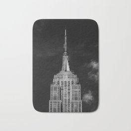 Empire State Building Bath Mat