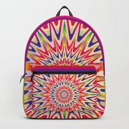 Sunshine Colorful Rainbow Spectrum Backpack