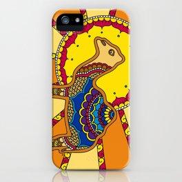 Desert Camel iPhone Case