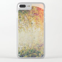 Spring II Clear iPhone Case