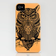 Warrior Owl 2 Slim Case iPhone (4, 4s)