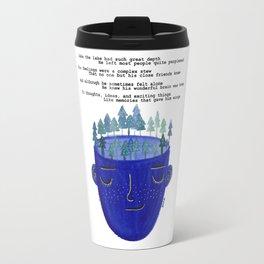 Jake the Lake Travel Mug