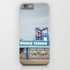 Tom's Coney Island iPhone 6s Slim Case
