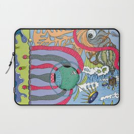 use your imagination Laptop Sleeve