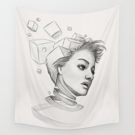 Thougths Wall Tapestry