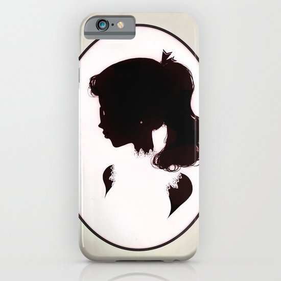 La Boudeuse iPhone & iPod Case