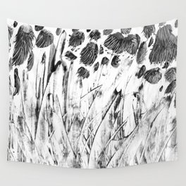 Scratches and Spatula Wall Tapestry