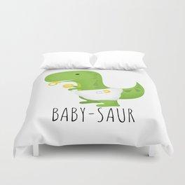 Baby-saur Duvet Cover