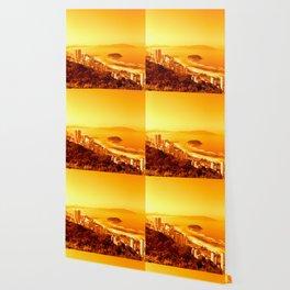 Costal Panorama Wallpaper