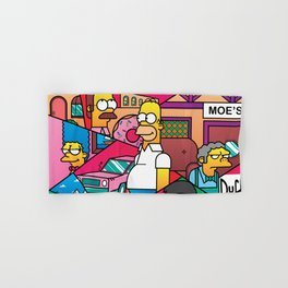 The Simpson Hand & Bath Towel
