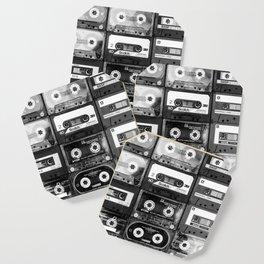Something Nostalgic - black and white #decor #buyart #society6 Coaster