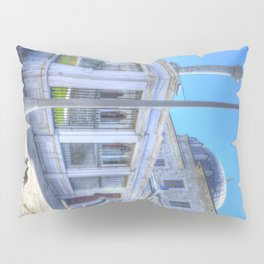 Istanbul Mosque Cat Pillow Sham