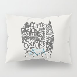 Oxford Cityscape Pillow Sham