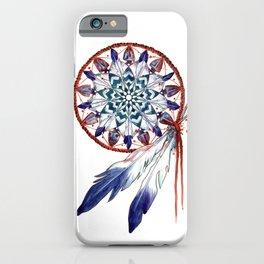 Dreamcatcher Mandala iPhone Case