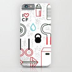 CrossFit Love Slim Case iPhone 6
