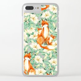 Jackals #society6 #decor #buyart Clear iPhone Case