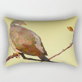 Lonely leaf Rectangular Pillow