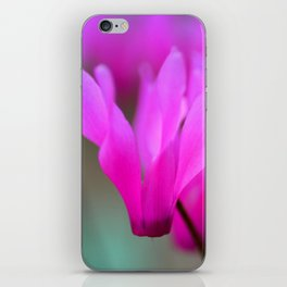Wild Cyclamen  iPhone Skin