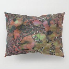 Fenêtre et mousse Pillow Sham