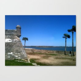 St. Augustine 2012 The MUSEUM Zazzle Gifts - Society6 Canvas Print