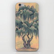 Crepe Myrtle Tree in Bloom iPhone & iPod Skin