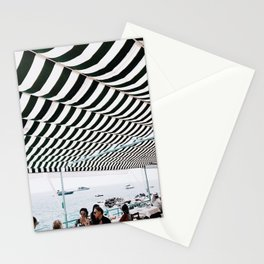 Bold Stripes, Capri Stationery Cards