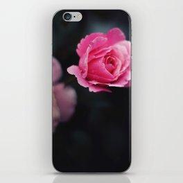 I hate roses iPhone Skin