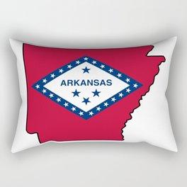 Arkansas Rectangular Pillow