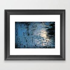 rivercode Framed Art Print