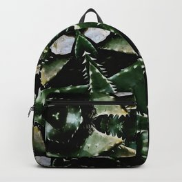 Succulents on Show No 1 Backpack