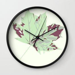 Acero f. v. Wall Clock