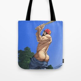 Switch Hitter Tote Bag
