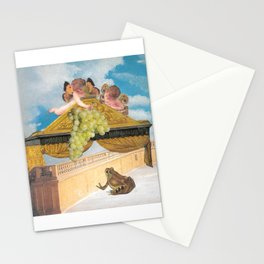 Stop Messing with Me - The Grapes of Wrath Stationery Cards