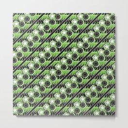 Star The Stripes Metal Print