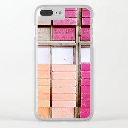 Savon de Marseille, Nice Clear iPhone Case