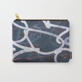 Graffiti Textures Carry-All Pouch