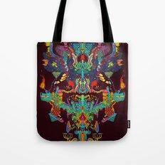 Fiction & Reality Tote Bag